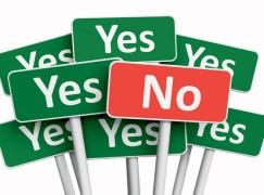 說「不」的技巧