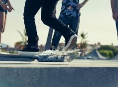 【型到出煙】Lexus 研磁浮滑板 Hoverboard