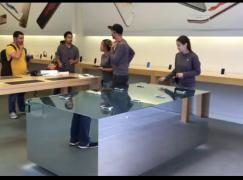【香港幾時有?】Apple Store 專櫃示範 3D Touch