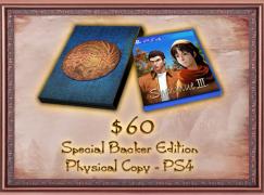 《莎木 3》加推 PS4 光碟版