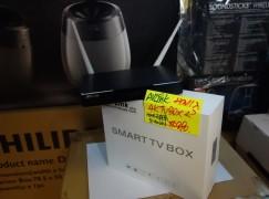 【場報】 支援 4K、HDMI輸入 可錄影 TV Box 輸在外型