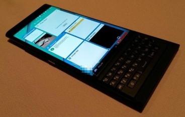 【實機睇真啲】BlackBerry Android 手機有圖有真相