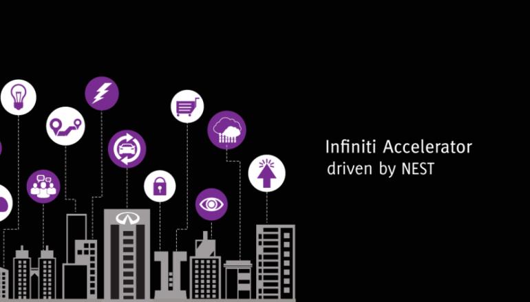 智能城市創業發圍 Infiniti Accelerator 2.0招生