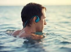 Sony 新 Walkman 防海水、防沙塵
