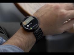 智能錶帶隔空遙控 Smartphone