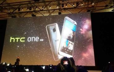 【巴塞直擊】金屬雙觸感 HTC One M9 隆重登場!