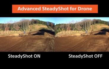 Sony 4K Action Cam 防震示範