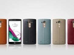 LG G4 Dual LTE 推出 Firmware 升級變身雙 4G