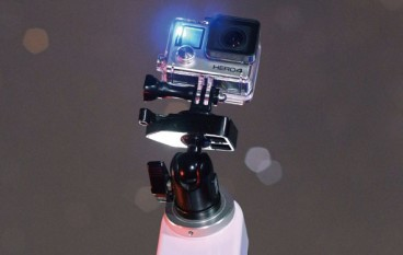 【Starspotting】GoPro 拍攝銀河
