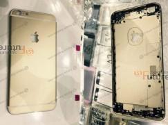 iPhone 6S 機背諜照流出!