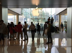 踩入 Apple Store 親試 Trade In 計畫