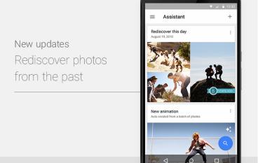 Google Photos 推「當年今日」新功能