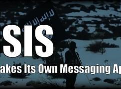 ISIS「用自己方式」開發IM通訊