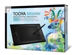 蒙恬 10 吋 TOOYA Master 專業繪圖板夠抵玩