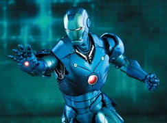 Hot Toys 1/6 Iron Man Mark III(Stealth Mode Ver.)潛行精鋼