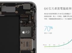 iPhone 6s 用唔同 A9 處理器續航力可相差 2 小時?!