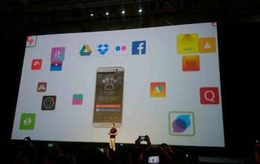 【巴塞直擊】HTC One M9 配備 Sense 7 介面
