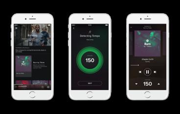 Spotify Running 自動感應推薦至啱 Beat 勁歌