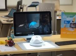 虛擬、現實混合操作 Sprout by HP登陸本港