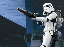 Hot Toys《Star Wars episode IV:A New Hope》1/6 Spacetrooper 新兵報到