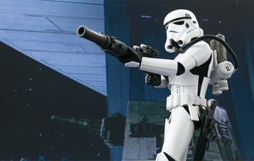 Hot Toys《Star Wars episode IV:A New Hope》1/6 Spacetrooper 新兵報到