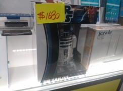 【場報】食正星戰熱 R2-D2 星空投影機