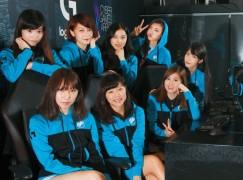 女生電競革命 專訪 GIRLS HK