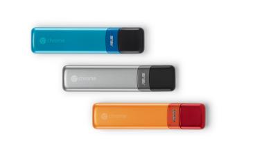 Google 伙 Asus 推 Chromebit「手指 PC」