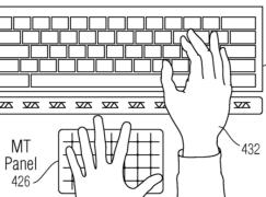 Apple 最新專利玩近距離凌空手勢操控
