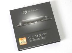 【開箱】Seagate Seven 型格外置硬碟