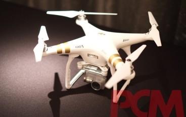 Phantom 3飛行體驗日周六舉行
