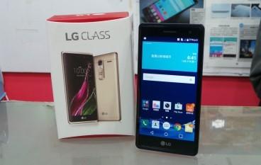 【場報】LG 首款全金屬手機千幾蚊就有