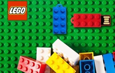 的骰 LEGO USB手指任你砌