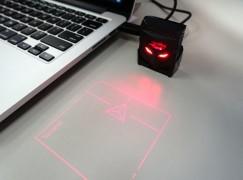 Kickstarter 產品 ODiN 投射滑鼠殺到港
