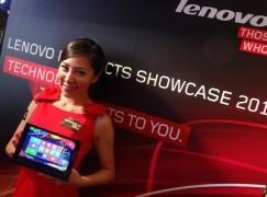 【CES 新機到】Lenovo 在港展出多款新 PC 產品