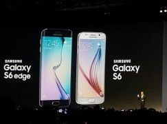 【MWC直擊】Samsung Galaxy S6 + S6 Edge曲面進化