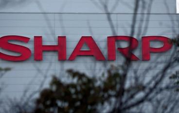傳富士康買起 Sharp