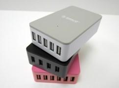 Orico 多接口桌面充電器