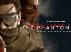 《Metal Gear Solid V:The Phantom Pain》鐵定9月見街