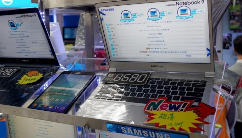三叔激輕 Notebook 9 腦場價唔使$9千