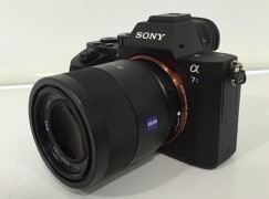 Sony A7S II 十月底開賣售 $21,990