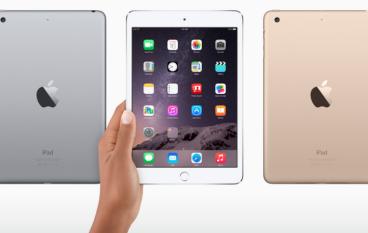 【又係抄】傳聞 iPad mini 4 酷似 iPad Air 2