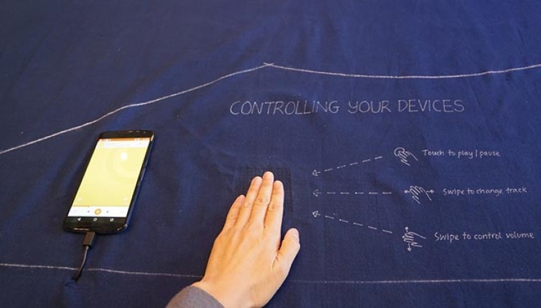 Google Project Jacquard 開發真正Wearable