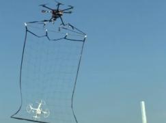 日本成立無人機部隊 專捉無人機