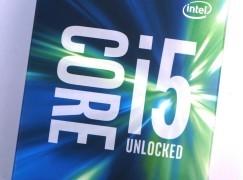 【場報】Skylake CPU 售價回落 $2,000 買 i5