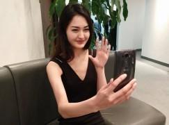 LG G Flex 2 記者會即場動手試