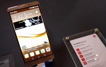 Huawei Mate 8 旗艦速報 四千蚊玩八核