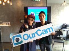 本地創作相片分享程式 OurCam