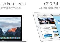 Mac OS X El Capitan、iOS 9 公開試玩