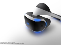 【Game 迷有福了】Sony VR 頭戴裝置 Morpheus 預計明年上市
